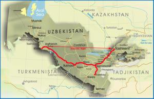 Classic tour 9 days to Uzbekistan